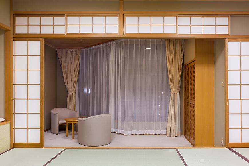 和室【12.5畳】(広縁)