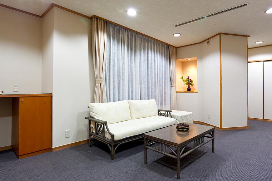 西館 6階客室【和洋室】