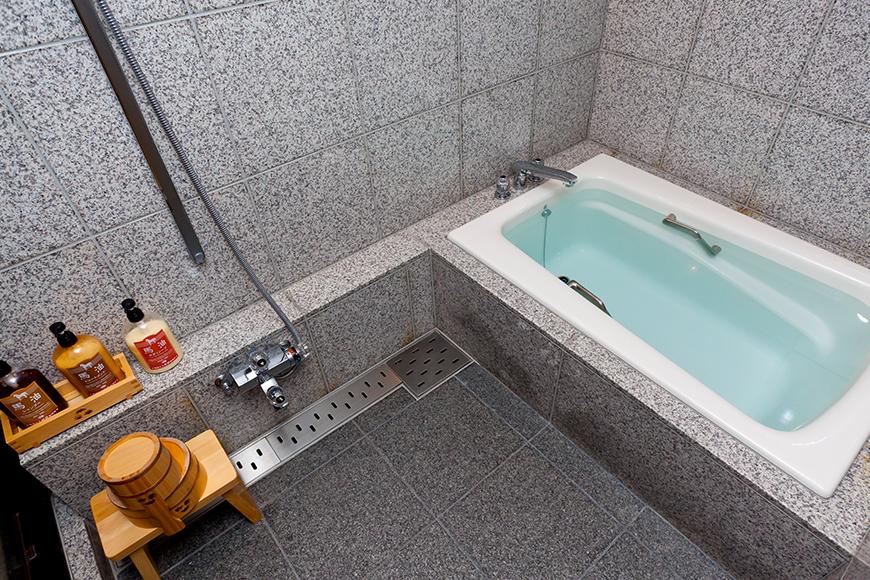 西館 特別室(大理石の内風呂)